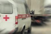 Двое госпитализированы при падении вертолета в Ростовской области