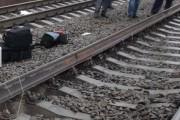 Человек попал под поезд в Подмосковье