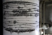 В Иране произошло землетрясение магнитудой 5,4