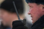 В Магаданской области опрокинулся КамАЗ, перевозивший мазут