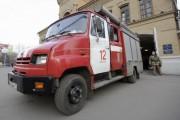 В Хабаровске произошел пожар в одноименном кинотеатре