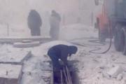 Работы по восстановлению теплотрассы в Иваново завершены