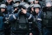 В ходе беспорядков в Молдавии пострадали десять человек