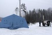 В Курской области подготовлено 40 пунктов размещения людей в непогоду