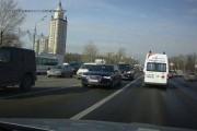 Полиция займется ситуацией с остановкой скорой из-за кортежа