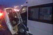 Тольятти: ДТП маршрутки с троллейбусом, 11 пострадавших