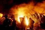 Пять человек погибли на пожаре в Ленинградской области
