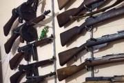 Сибирская полиция нашла оружие американских гангстеров
