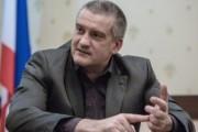 Аксенов: крымчане вновь послали киевскую власть
