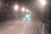 Циклон со снегом и ветром охватит во вторник девять районов Сахалина