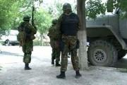 В столице Кабардино-Балкарии идет бой