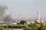 Запущенная с сирийской территории ракета попала в жилой дом