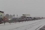Трасса Оренбург-Орск расчищена: 12 человек в больницах