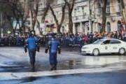 В Молдавии митинги за досрочные выборы в парламент