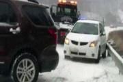 На восточное побережье США надвигается снегопад века