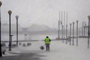 Снежный циклон покинул территорию Приморья