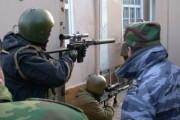 Неизвестные обстреляли наряд полиции в Дагестане