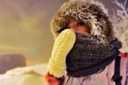 К концу января на Украине ожидаются аномальные морозы