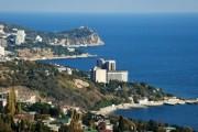 В Крыму захватили пансионат жены лидера
