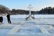 МЧС: более 3,5 тыс мест для крещенских купаний оборудовано в России