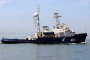 Пограничники в Крыму задержали судно с капитаном-украинцем