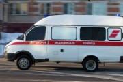 Пассажир маршрутки стал жертвой ДТП с участием BMW в Иркутске