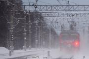 В Москве электричка сбила женщину