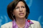 Мелиса Флеминг обеспокоена отношением к беженцам в ЕС