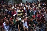 Латвия примет первых беженцев в течение месяца