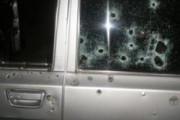 Неизвестный обстрелял в Челябинске несколько маршрутных такси