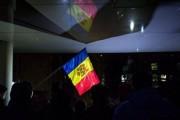 Молдавская оппозиция продолжит протесты в четверг утром