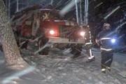 В Харьковской области в снежных заносах застряли 20 скорых