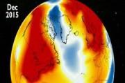 Прошедший год стал самым теплым за последние 125 лет