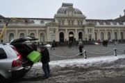 Людей эвакуируют с Павелецкого вокзала в Москве после звонка о бомбе
